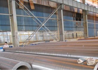 China Seamless Alloy Steel ASTM A519 4142 Pipe for Seamless Steel Gas Cylinder supplier