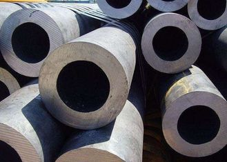 China Seamless Alloy Steel ASTM A519 4130 Pipe for Gas Cylinder Skid supplier