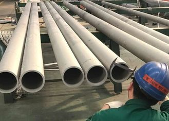 China S32760 Grade Seamless Stainless Steel Pipe ASTM A789 For Processing Equipment supplier