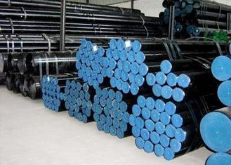 X52Q Material Seamless Line Pipe , Carbon Steel Seamless Tube Anti Corresive