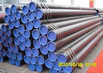 API 5L X52 Seamless Line Pipe , Seamless Carbon Steel Pipe PSL1 Oil / Gas Delivery