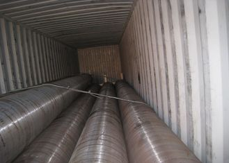 China Heavy Wall Thickness Stainless Steel Round Pipe Hot Rolled 12'' XXS Size supplier
