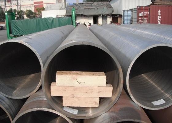 China Seamless Hot Rolled Steel Pipe , Carbon Steel Pipe Wall Thickness 18'' 457mm OD supplier