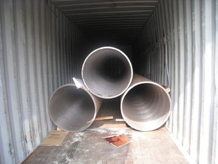 China ASTM A106 Grade B Carbon Steel Pipes And Tubes Boiler Fitted MTC Certificated supplier