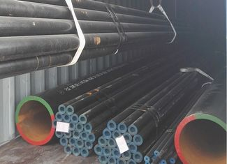 China P91 Seamless Steel Pipe Hot Rolled ASTM A335 Standard High Temperature Service supplier