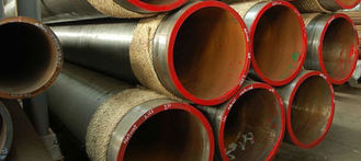 China A335 P5 Material Refinery Piping , Alloy Steel Pipe Hot Rolled For Fusion Welding supplier