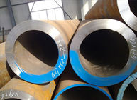 China ASTM / ASME A / SA 335  P22 Pipe , Seamless Alloy Steel Pipe Heat Treatment factory