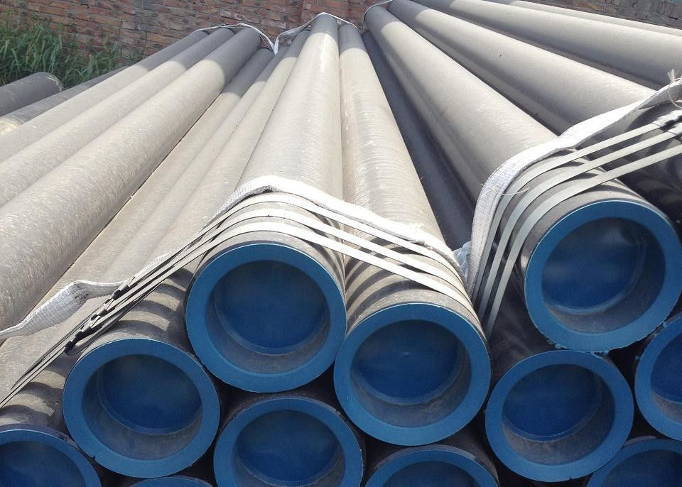 Structural Round Steel Tubing CS Seamless Pipe API 5L Grade