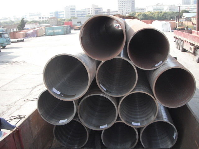 P91 Material High Pressure Boiler Tube , Alloy Steel Pipe ASTM A335 ...
