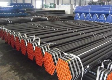 China High Pressure Cold Drawn Steel Pipe , Cold Rolled Steel Tube P92 3'' 88.9mm OD distributor