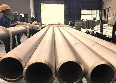 China ASTM A312 Seamless Stainless Steel Tubing High Temperature Service Application distributor