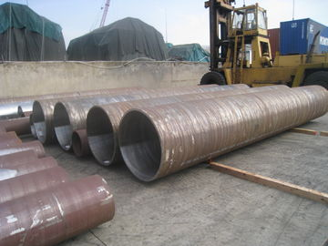 China Alloy Steel Hot Finished Seamless Tube P11 NDE 559 * 140mm Size For Power Plant distributor