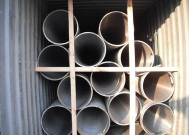 China Industrial Seamless Alloy Steel Pipe , Seamless Steel Tube ASTM A335 Standard distributor