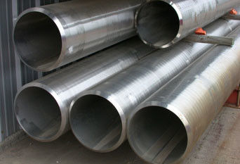 China Grade 6 ASTM A333 Seamless Tube Pipe , Seamless Pipe Steel MTC Certificated distributor