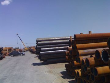 China Seamless Steel P11 Chrome Moly Pipe MTC Approval For Petrochemical / Refinery distributor