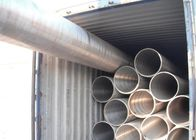 Seamless Alloy Steel Tube P91 NDE Plain End Nuclear Power Plant Application