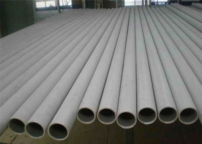 Durable Heat Exchanger Steel Pipe , ASTM A312 316l Stainless Steel Tubing Seamless